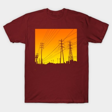 https://www.teepublic.com/t-shirt/646703-powerlines